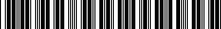 Barcode for PT37442060